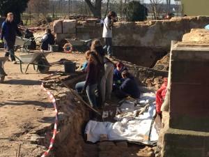 Universität Heidelberg gräbt nach ihren Wurzeln