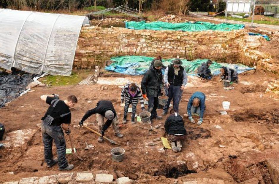 Die Ergebnisse der Grabungen auf dem Wersaugelände haben die Erwartungen des Arbeitskreises bei weitem übertroffen. Wie werden sie künftig präsentiert?